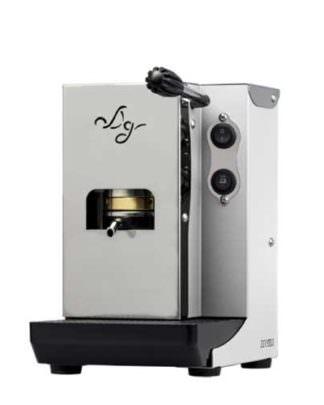 macchina-da-caffe-cialde-aroma-plus-bianca