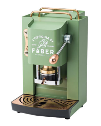 Faber Deluxe-green-ottone