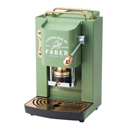 Faber Deluxe-green-ottone