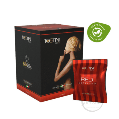 Tostini red 50